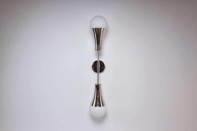 Ancora v contemporary brass wall light jonathan amar studio treniq 1 1562078824270
