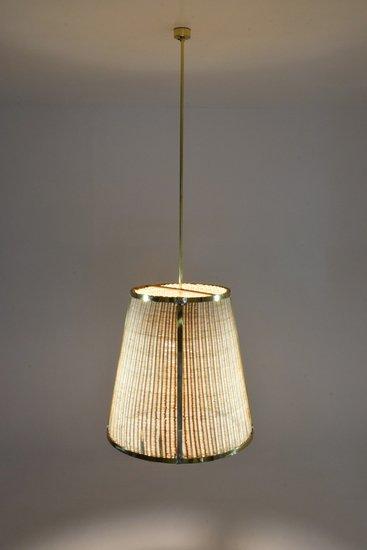 Caeli i mii contemporary monumental rattan pendant light  flow collection jonathan amar studio treniq 1 1562085270251