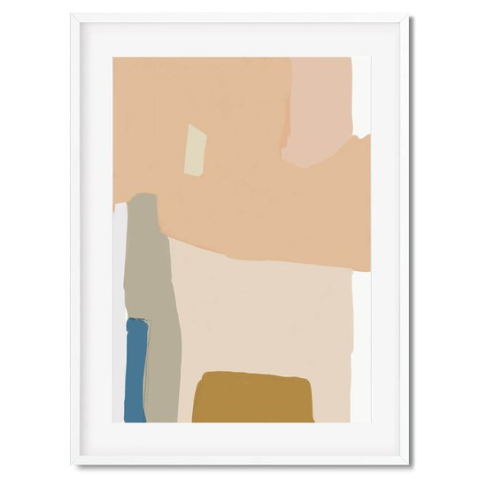 Modern abstract shapes   wall art print abstract house treniq 1 1563452221792