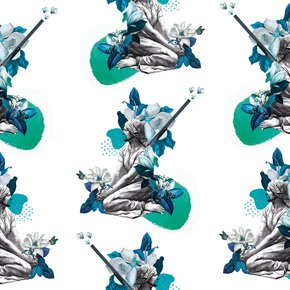 Blue-Saudade-Wallpaper_Mineheart_Treniq_0