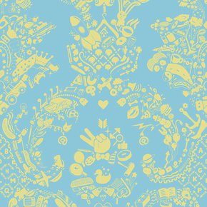 New-World-Damask-Wallpaper-Blue-&-Lime_Mineheart_Treniq_0