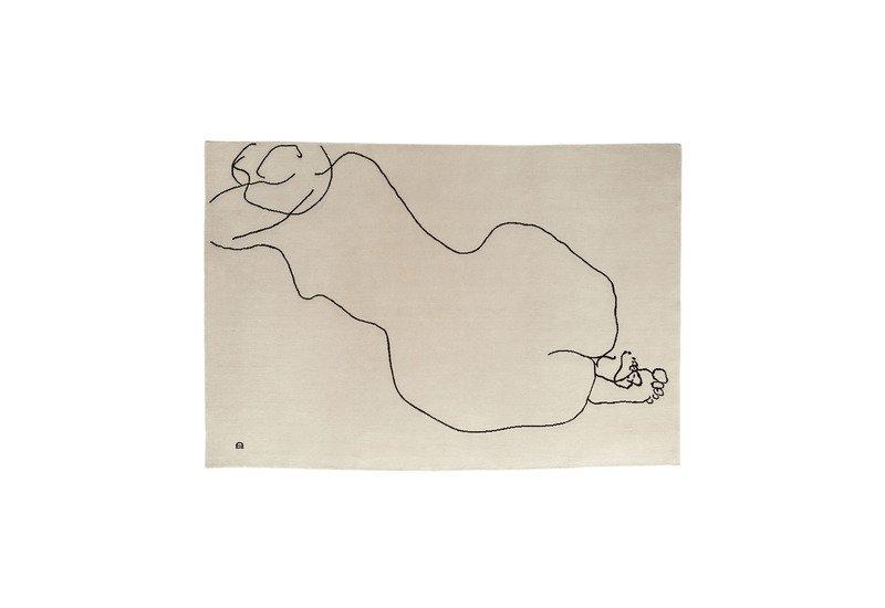 Figura humana 1948 rug josu badiola treniq 1