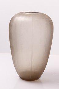 Anasa Transparent Glass Vase