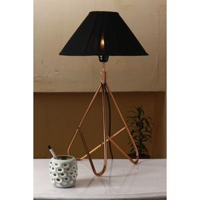 Anasa Copper Metal Wire Lamp