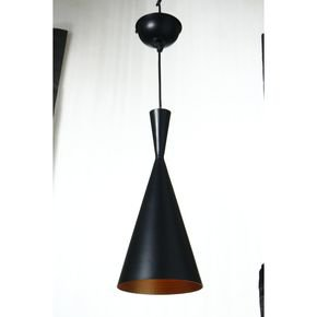 Anasa Black Metal Ceilling Light