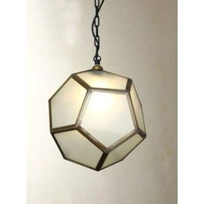Anasa Smoky Glass Pendants