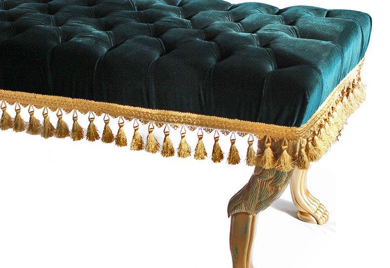 Lions's leg bench esque furniture design house treniq 3