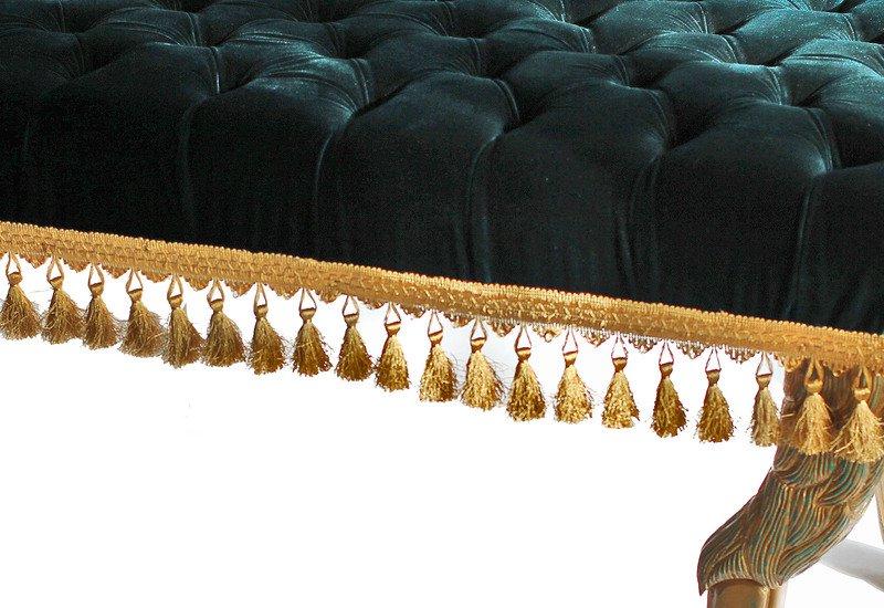 Lions's leg bench esque furniture design house treniq 4
