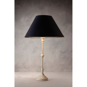 Anasa White Metal New Lamp-1