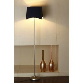 Anasa Golden Metal Onion Base  Floor Lamp