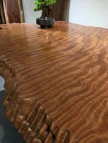 2.1m-Californian-Redwood-Single-Piece-Slab-Table-Top_Mandara-Furniture_Treniq_0