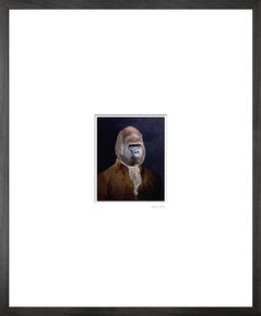 Gorilla-Canvas_Mineheart_Treniq_0