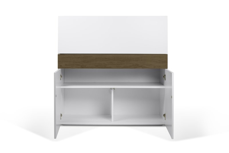 Focus workstation in white and walnut temahome treniq 1 1564760848769