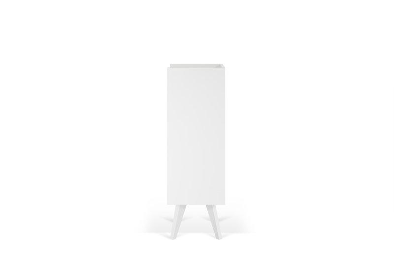 Mara chest of 3 drawers wooden legs in white temahome treniq 1 1565177054748