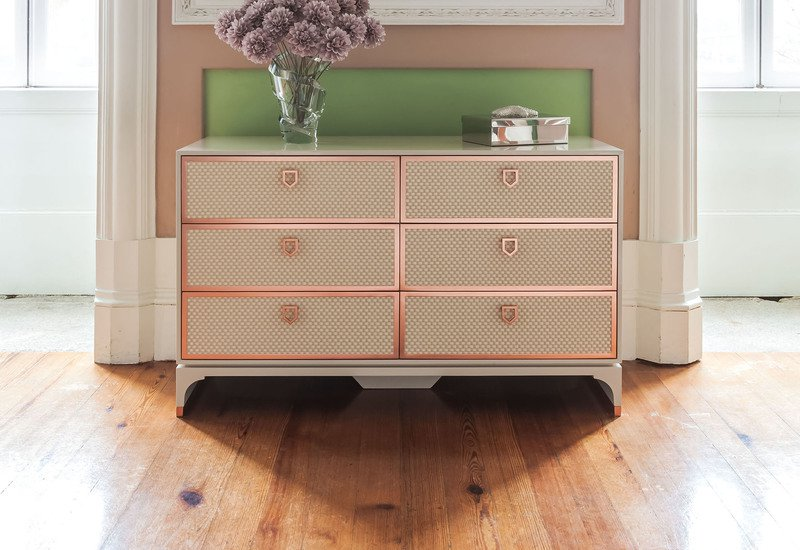 Cocktail chest of drawers stylish club treniq 1