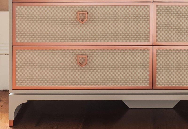 Cocktail chest of drawers stylish club treniq 3