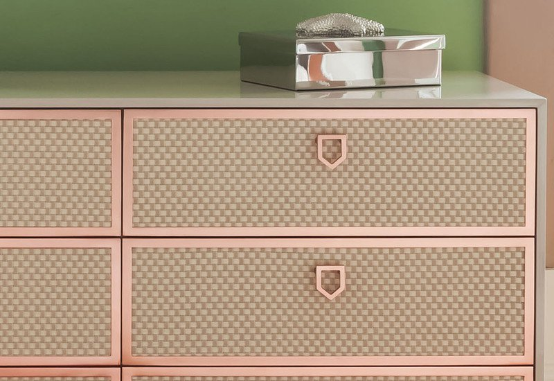 Cocktail chest of drawers stylish club treniq 4