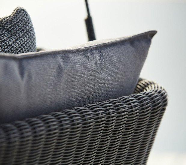 Cave swing sofa incl. grey sunbrella cushions set cane line treniq 1 1565696093799