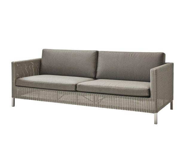 Connect 3 seater sofa cane line treniq 1 1565779141402