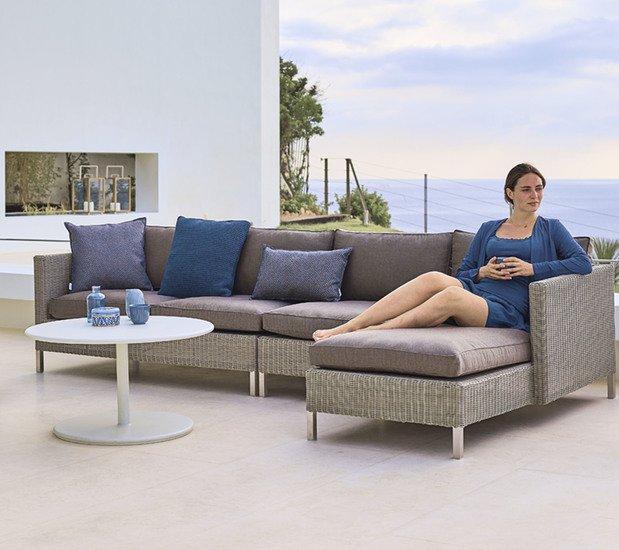 Connect 2 seater sofa module  right cane line treniq 1 1565779182908