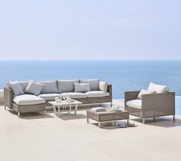 Connect 2 seater sofa module  left cane line treniq 1 1565779224304