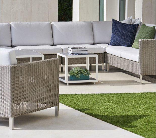 Connect 2 seater sofa module  left cane line treniq 1 1565779224492