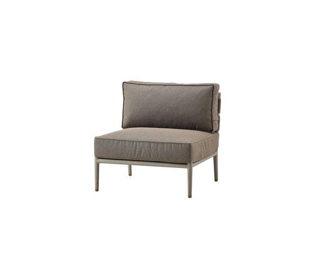 Conic single seater module incl. cushion set cane line treniq 1 1565779743184