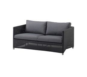 Diamond-2-Seater-Sofa-Incl.-Grey-Sunbrella-Cushion_Cane-Line_Treniq_0