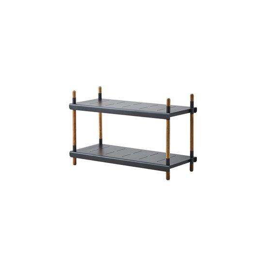 Frame shelving system 63 5 cm cane line treniq 1 1565955891646
