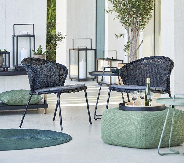 Lean lounge chair  cushion cane line treniq 1 1565957479582