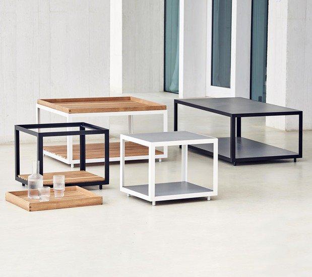 Level side table  table top set (2 pcs.) cane line treniq 1 1565957960153
