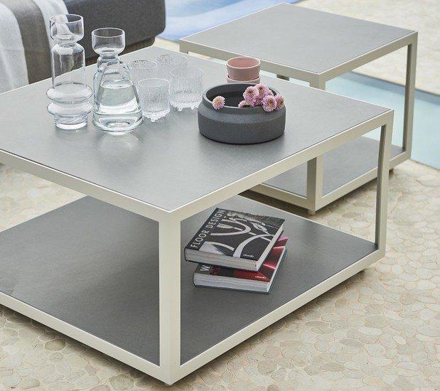 Level side table  table top set (2 pcs.) cane line treniq 1 1565957960156
