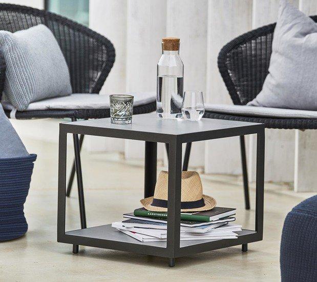 Level side table  table top set (2 pcs.) cane line treniq 1 1565957960158