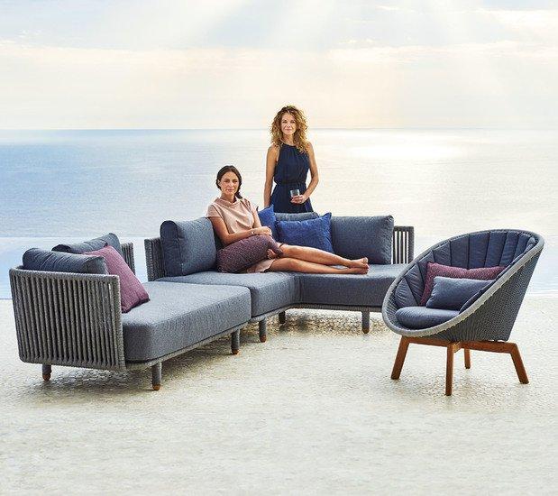 Moments 2 seater sofa modul  right cane line treniq 1 1566198400842