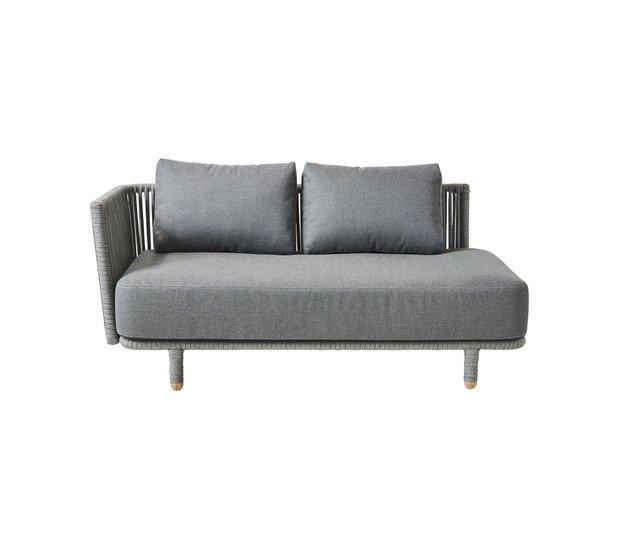 Moments 2 seater sofa modul  right cane line treniq 1 1566198403868