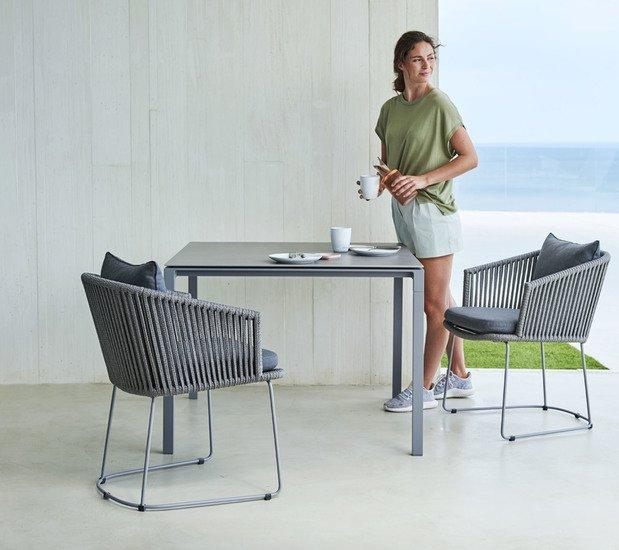 Pure table base 100x100 cm cane line treniq 1 1566201569890