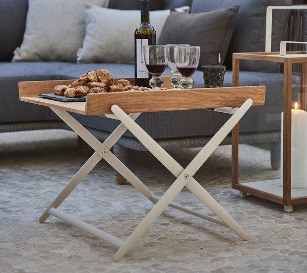 Rail folding tray table cane line treniq 1 1566202697801