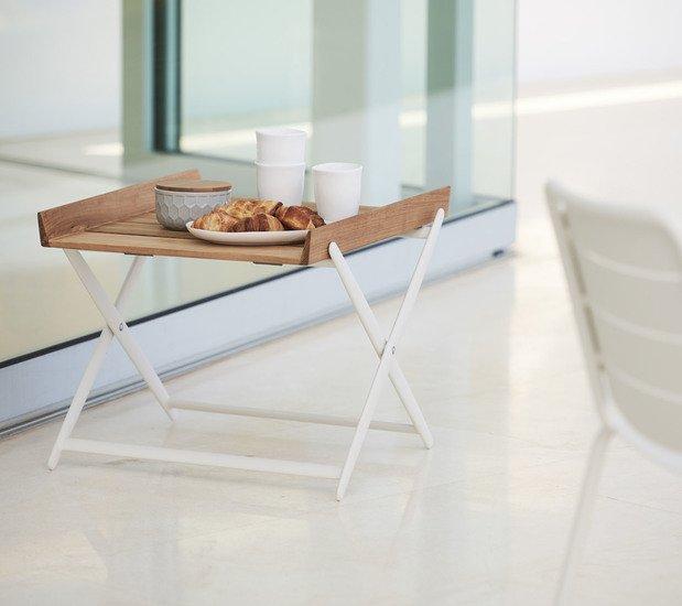 Rail folding tray table cane line treniq 1 1566202697809