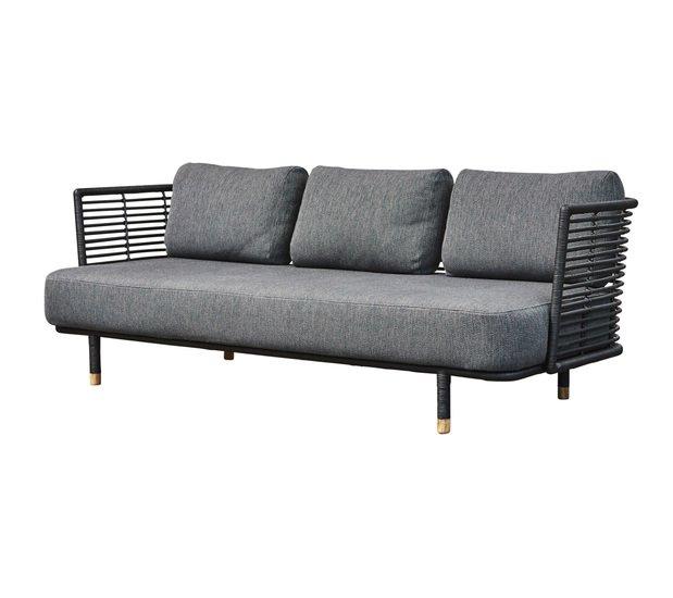 Sense 3 seater sofa cane line treniq 1 1566208207570