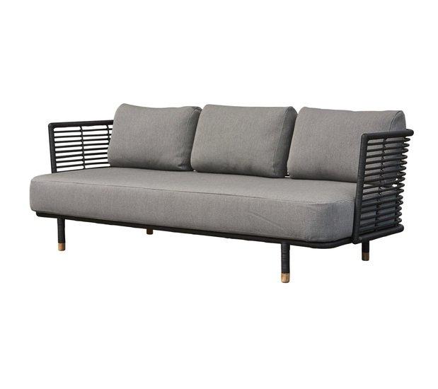 Sense 3 seater sofa cane line treniq 1 1566208207850