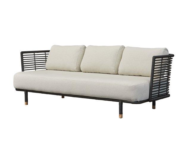 Sense 3 seater sofa cane line treniq 1 1566208207860