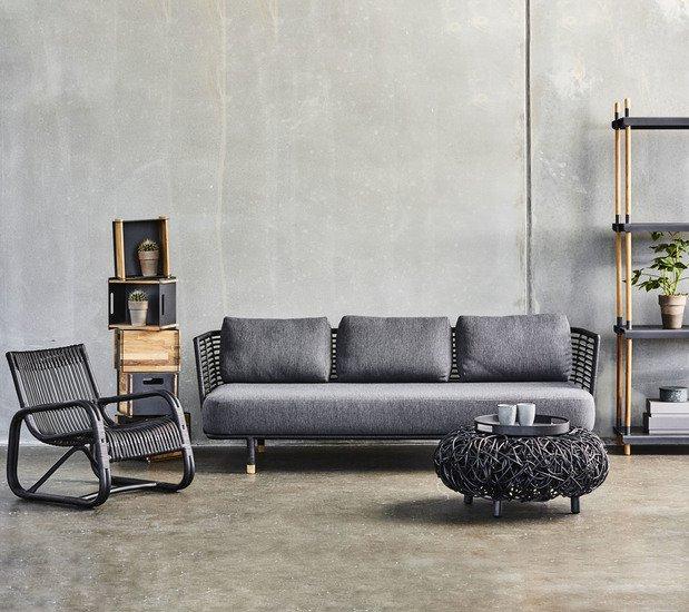 Sense 3 seater sofa cane line treniq 1 1566208207844