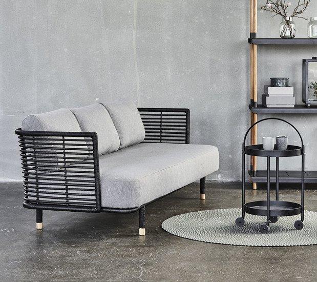 Sense 3 seater sofa cane line treniq 1 1566208207840