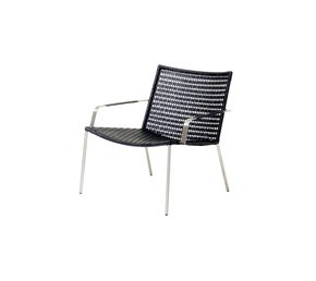 Straw-Lounge-Chair-W/Armrest_Cane-Line_Treniq_0