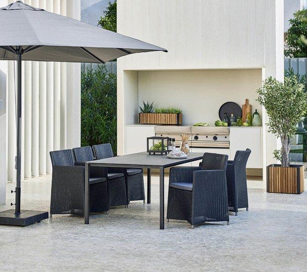 Table top 185x90 cm cane line treniq 1 1566208800123