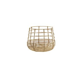 Sweep-Basket-Dia.-43-/-Height-43-Cm_Cane-Line_Treniq_0