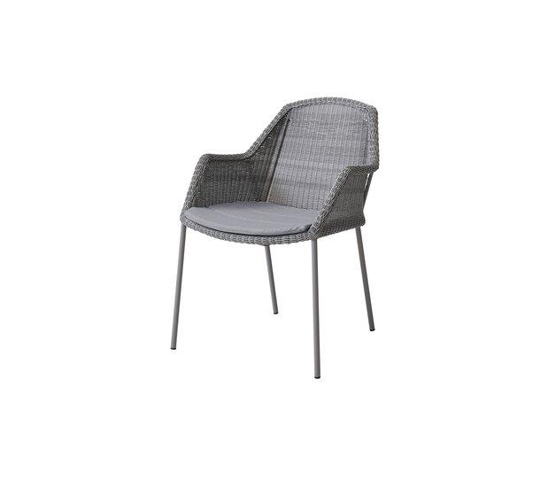 Breeze dining chair  stackable  cushion5464ysn95 cane line treniq 1 1566214069082