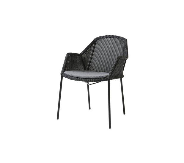 Breeze dining chair  stackable  cushion5464ysn95 cane line treniq 1 1566214069120