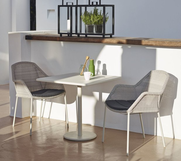 Breeze dining chair  stackable  cushion5464ysn95 cane line treniq 1 1566214069090