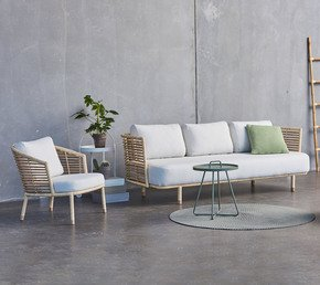 Sense/Moments-3-Seater-Sofa,-Indoor-Cushion-Set_Cane-Line_Treniq_0
